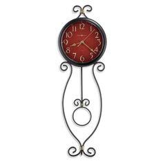 Found it at Wayfair - Addison Wall Clock