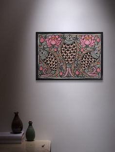 """See our web site for additional relevant information on """"abstract art paintings to inspire"""". It is a great place to learn more. Madhubani Art, Madhubani Painting, Picasso Paintings, Art Paintings, Indian Paintings, Kalamkari Painting, Indian Folk Art, Watercolor Artists, Online Painting"""