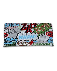 Spencer Ogg Comic Book Print Clutch  #Geek