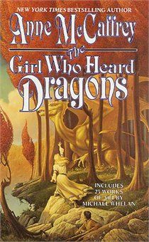 all of her books about dragons, especially the Dragonriders of Pern series were fascinatingly good reads.
