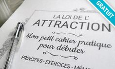 Vibrational Manifestation - Loi de l'Attraction – Mon petit cahier pratique Bird Watcher Reveals Controversial Missing Link You NEED To Know To Manifest The Life You've Always Dreamed Vie Positive, Positive Attitude, Positive Affirmations, Long Term Illness, Law Attraction, Energie Positive, Miracle Morning, Self Help, Reiki