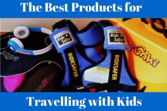 Travelling with kids can be stressful. And exhausting. Here we round-up ten of the best travel essentials that help make family travel easier. Includes the Trunki, KidzGear Headphones, BabyBjorn baby carriers, Totseat and more.