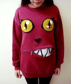 Креативная переделка свитера