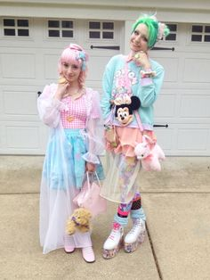 Fairy Kei / Cult Party Kei mix