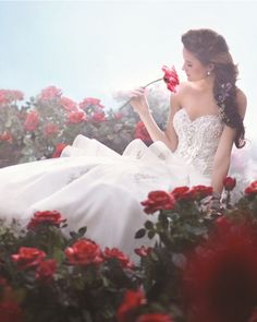10 Enchanted Wedding Gowns. Number 6 and 10 are my favorites