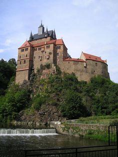Kriebstein Castle - Wikipedia