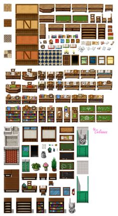 These are my 'parallax' tiles, meaning they are not in tileset format. Terms of usage: Can only be used in RPG Maker VX a… Super Mario Rpg, Knight Rpg, Engagement Party Games Printables, Rpg Horror, Rpg Wallpaper, Rpg Dice, Rpg Maker Vx, Pixel Art Background, Video Game Sprites