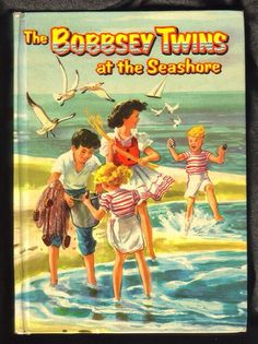 Had all the Bobbsey twins books and one day cleaning out the garage I threw them all out...regretted it since!