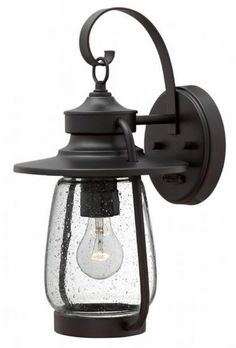 One Light Bronze Wall Lantern : JYZQ | Dulles Electric Supply Corp.