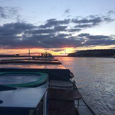"""#borneo #binnenvaart  #Soleil  #Tancarville  #Pont  #Beau"""