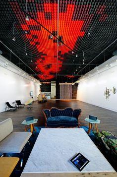 Sonos Studio by Architect RA-DA - Rania Alomar in the La Brea Art & Design District of Los Angeles, CA