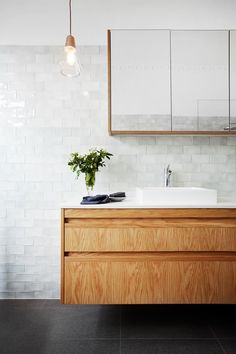 A Flawless Family Bathroom Renovation Rustic Master Bathroom, Family Bathroom, Laundry In Bathroom, Modern Bathroom, Small Bathroom, Wood Bathroom, 3d Tiles Bathroom, Bathroom Ideas, Bathroom Feature Wall