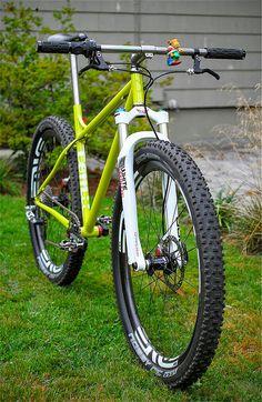 Mountain Biking 2000's