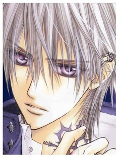 Zero; Vampire Knight- I have seen the second season too wish they would make a 3d season though iknow they wont