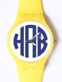 Personalized Watches - Monogrammed and Personalized Gifts Custom Embroidery Nashville