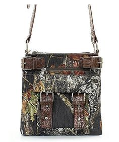 Mossy Oak Brown Camouflage Western Hipster Crossbody Purse - http://handbagscouture.net/brands/handbag-incorporated/mossy-oak-brown-camouflage-western-hipster-crossbody-purse-3/