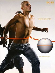 91- Boss in Motion - Hugo Boss (for men)