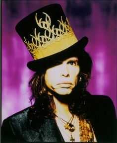 Happy Birthday Steven Tyler <3