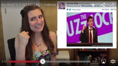 Brizzy Voices. I saw this when I was watching one of her videos and had to rewind it to be sure I saw it right.