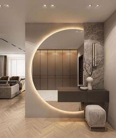 Modern Luxury Bedroom, Master Bedroom Interior, Luxurious Bedrooms, Bathroom Interior Design, Home Decor Bedroom, Interior Design Living Room, Living Room Designs, Home Room Design, Dream Home Design