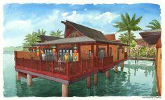 New details announced for Disney's Polynesian Villas & Bungalows!