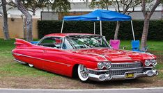 Gorgeous Slammed '59 Caddy Street Rod I'M IN LOVE  !!!!!!!