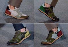 2103cdbd1aa5cb Designer footwear ROCKS! Valentino. Best Sneakers