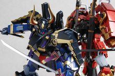 """大家好我是小符。很開心再一次投稿到玩具人,這次與大家分享的是MG鋼彈 武者鋼彈MK II。這款套件是唯""""二""""有MG化的武者頑馱無系列套件。原型是鋼彈MK II迪坦斯配色。在說明書的簡介中,武者鋼彈MK II的盔甲外型是來自 ..."""