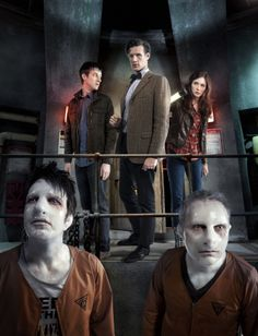 Doctor Who 6x05-06 - The Rebel Flesh & The Almost People