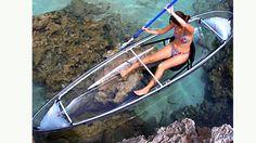 Clear Blue Hawaii Molokini kayak - iGet.it