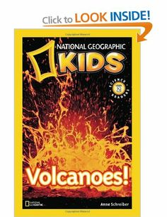 Volcanoes (National Geographic Readers): Amazon.co.uk: Anne Schreiber: Books