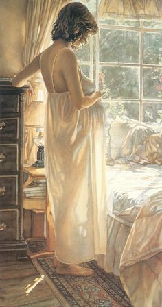 "Steve Hanks - ""Carrying the weight of the world"""