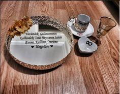 Kahve Sunum Tepsisi - Resim 2