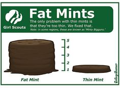 Looks Like Girl Scouts Is Changing Things Up ;)  Google Image Result for http://cdn1.lostateminor.com/wp-content/uploads/2011/02/college-humor-funny.jpg