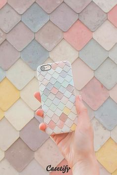 Tiles on tiles. Turn your favourite #photos into a iPhone 6/6S #custom #protective #phonecase at casetify.com/make or download the #Casetify app   @casetify