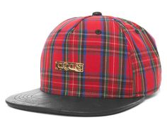 Bird Trap Ladies Strapback Cap by CROOKS & CASTLES
