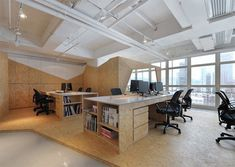 Comodos office, Hong Kong