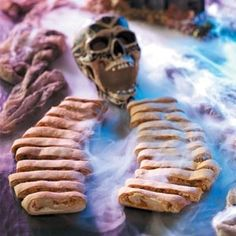 Spicy Skeleton Ribs | Community Post: The Ultimate Collection Of Creepy, Gross And Ghoulish Halloween Recipes