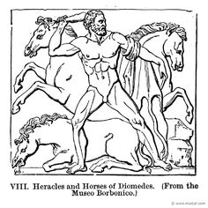 smi278c: Heracles and the Mares of Diomedes.