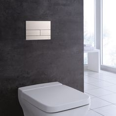 TECELOOP - Designer Flushes from TECE ✓ all information ✓ high-resolution images ✓ CADs ✓ catalogues ✓ contact information ✓ find your nearest. Modern Baths, Modern Bathroom, Flush Toilet, Bathroom Inspiration, E Design, Pure Products, Mini, Stainless Steel, Plates