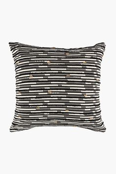 Embroidered Beaded Scatter Cushion, - Cushions, Covers & I