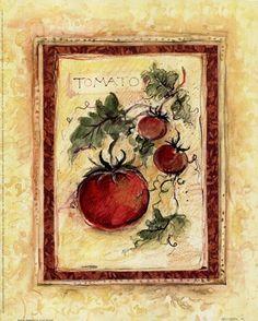 Tuscan Garden I (Susan Winget)