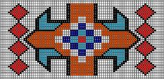 Free+Native+American+Beading+Patterns | Native American Indian Designs