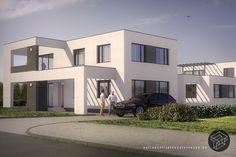Építészeti látványtervezés - Architectural rendering