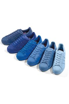 the latest 604ef 977d7 Superstar Supercolor   adidas Originals Superstar Supercolor, Superstars  Shoes, Blue Adidas, New Sneakers