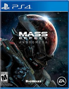 Mass Effect: Andromeda - PlayStation 4, Multi