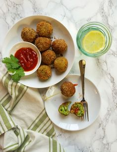 no fry veg hariyali kebabs (healthier version) is a perfect nutritious appetizer to entertain your friends and family in a healthy way. Used ape pan .