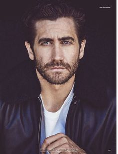 Male Fashion Trends: Jake Gyllenhaal por Matthew Brookes para GQ Style UK