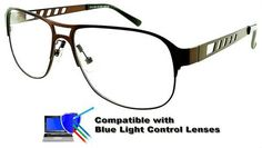 4332bd1d06  7-12 yrs  Kids Glasses - Flexible 9006C4 Blue 49 Size + Goggles Conversion  Kit