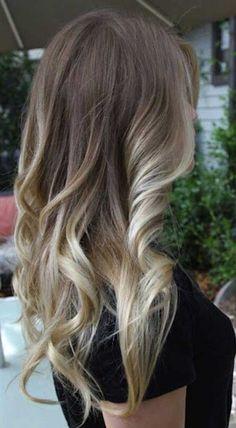 11.Ombre Hair